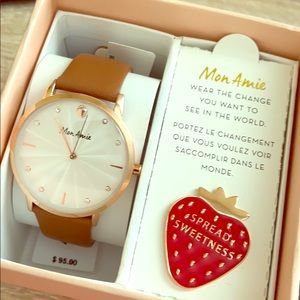 Mon Amie Women's Watch